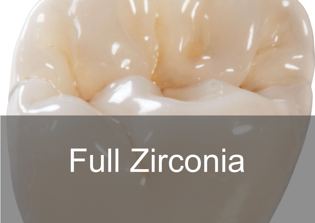 Full Solid Zirconia Crowns - Bremadent Dental Laboratory, London